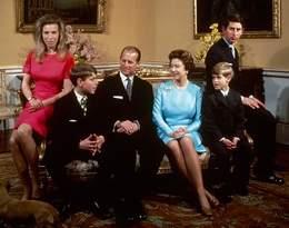 Królowa na medal, ale matka na pokaz? Tak wyglądało dzieciństwo dzieci Elżbiety II