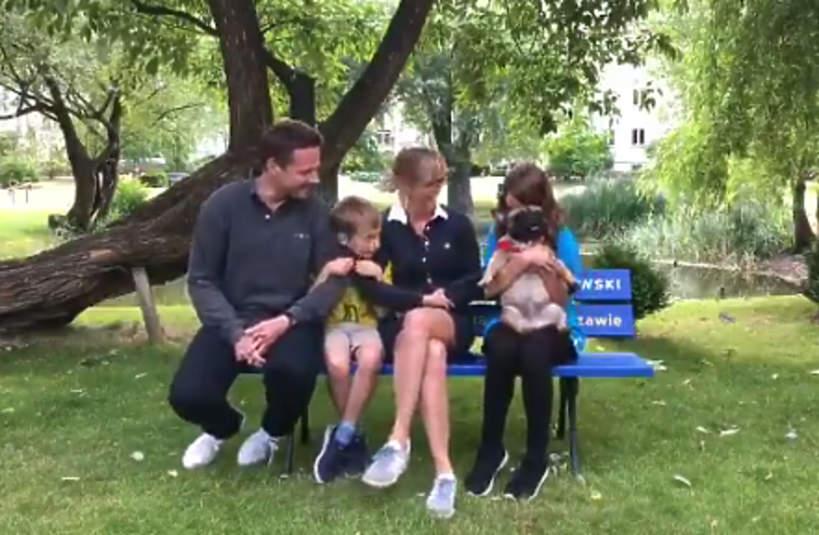 Życie prywatne Rafała Trzaskowskiego: żona, dzieci. Kim jest żona ...