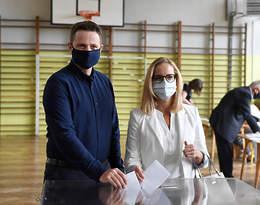 Wybory prezydenckie 2020: Rodzina Trzaskowskich już oddała swój głos