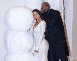 Rodzinna sesja Kim Kardashian