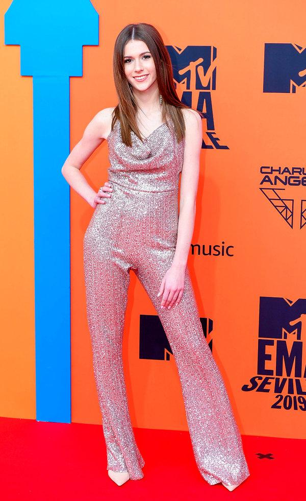 Roksana Węgiel MTV EMA 2019