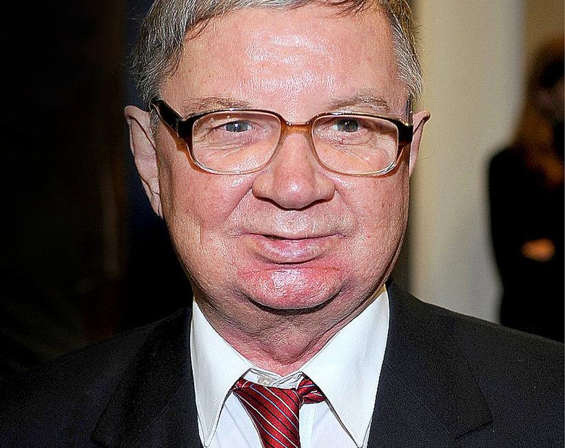 Roman Kłosowski, aktor trafił do domu opieki
