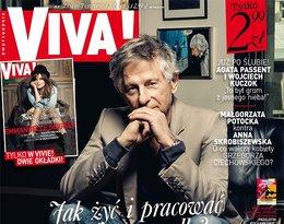 Roman Polański na okładce Vivy!