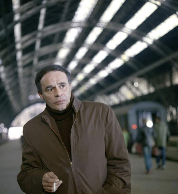 Roman Wilhelmi, 1980, kadr z filmu MNIEJSZE NIEBO