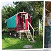 Romany Caravan airbnb