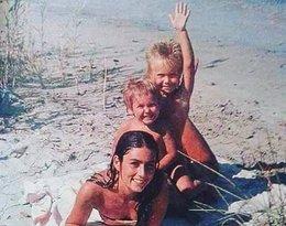 Romina Power z dziećmi