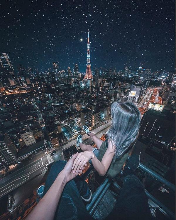 Rooftoppers Kohki