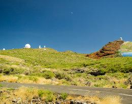 Roque de Los Muchachos, La Palma