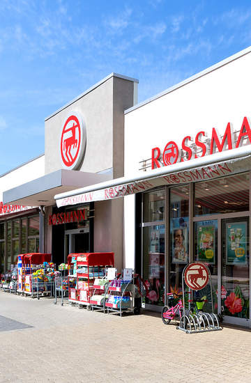 Rossmann mega na makijaż