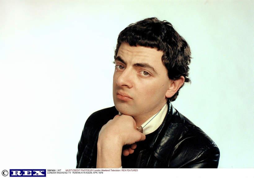 Rowan Atkinson, 1978