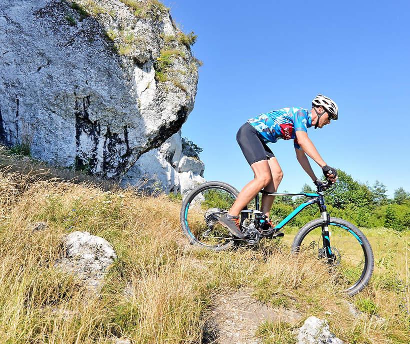 Rower w gorach 2020