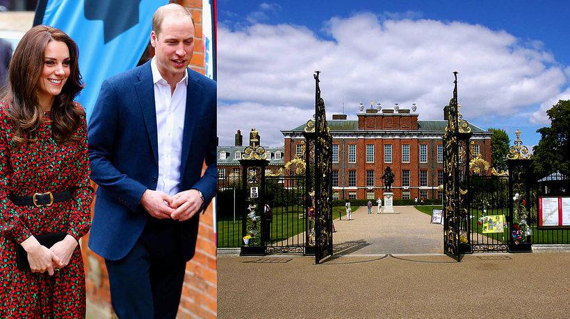 Rozbudowa Pałacu Kensington MT