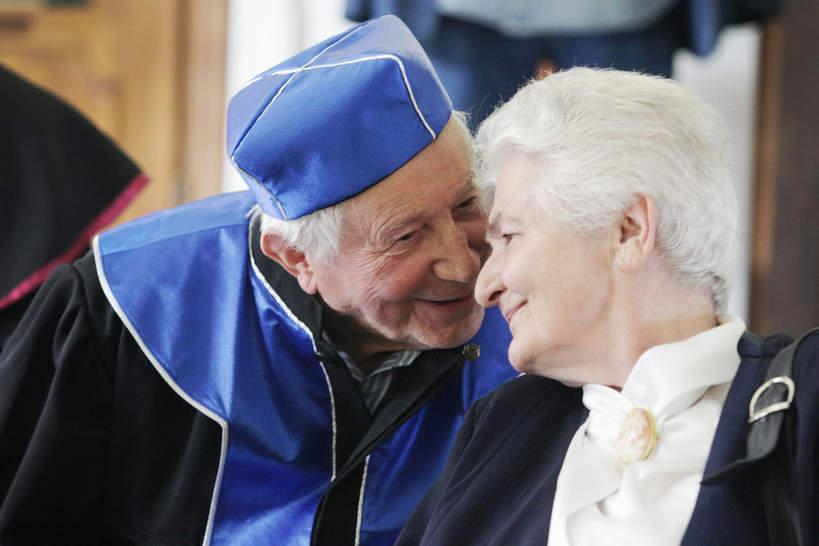 różewicz honoris causa