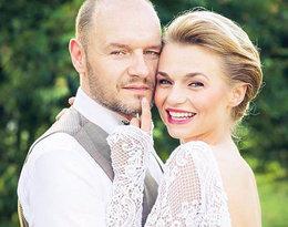 Oto niepublikowane zdjęcia ze ślubu aktorów z Na dobre i na złe!