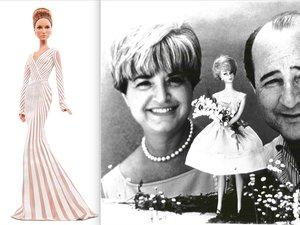 Ruth i Elliot Handler i lalki Barbie