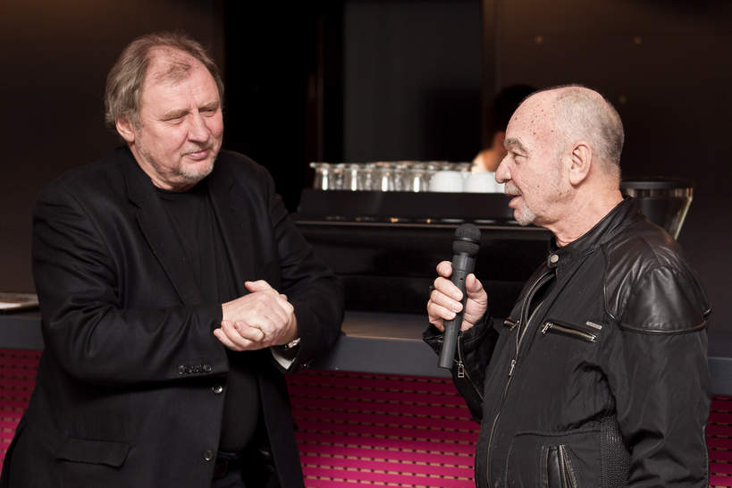 Ryszard Kotys i Andrzej Grabowski