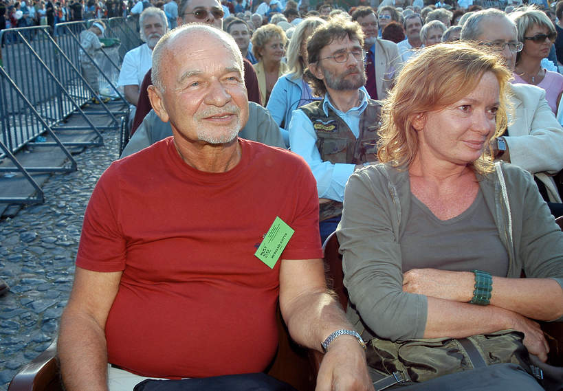 Ryszard Kotys, Kamila Sammler, 2004 rok