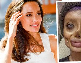 Zombie Angelina to ofiara operacji plastycznych? Ależ skąd! Nie uwierzycie, jak wygląda naprawdę!