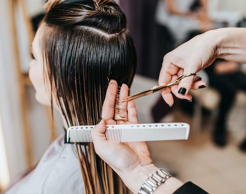 salony fryzjerskie, koronawirus 2020
