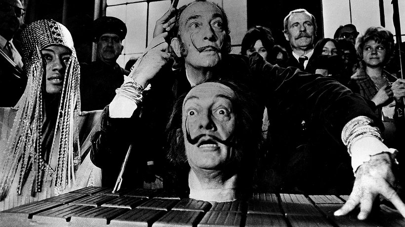 Salvador Dali MT