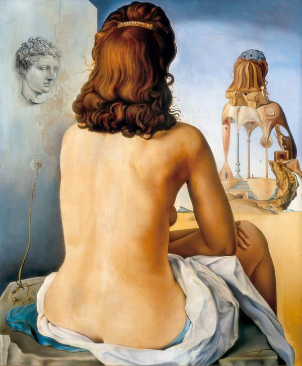 Salvador Dali reprodukcja 1945