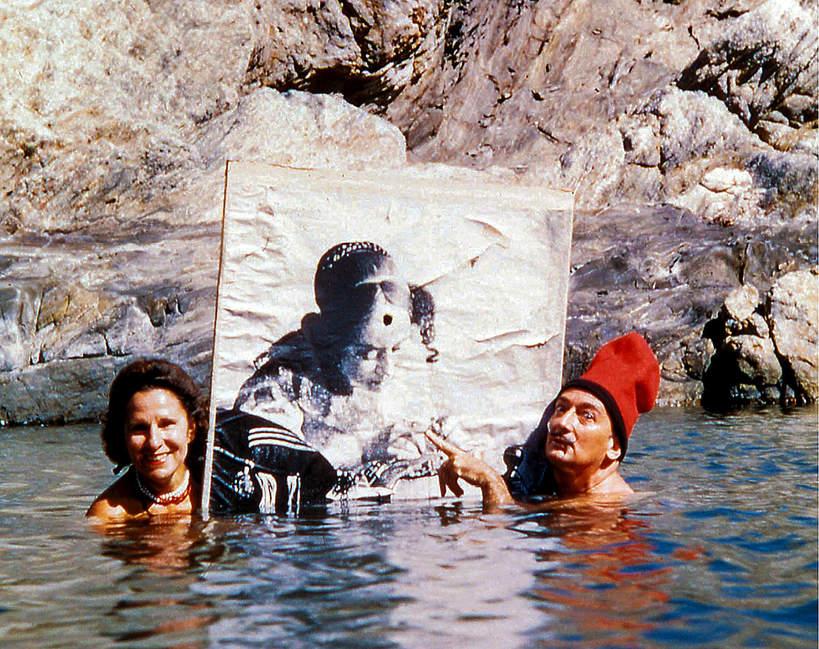 Salvador i Gala Dali