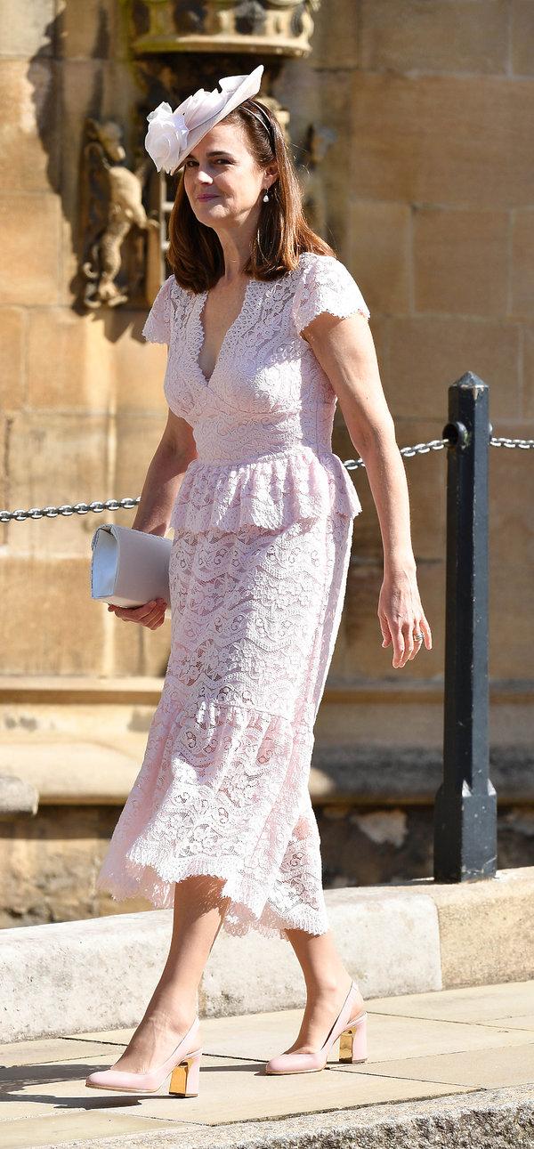 Samantha Cohen, prywatna sekretarka księcia Harry'ego