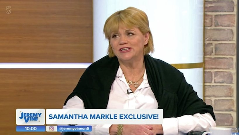 Samantha Markle, siostra księżnej Meghan
