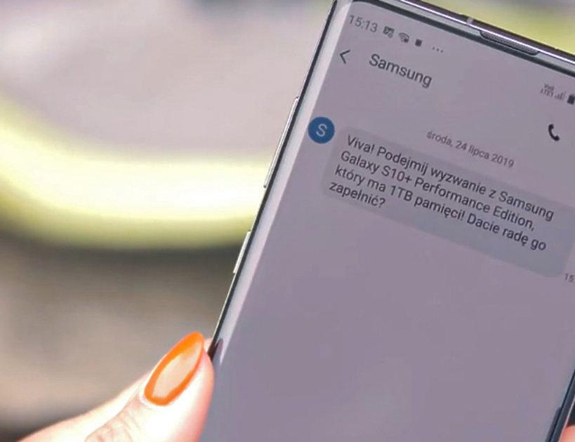 Samsung challenge 2019