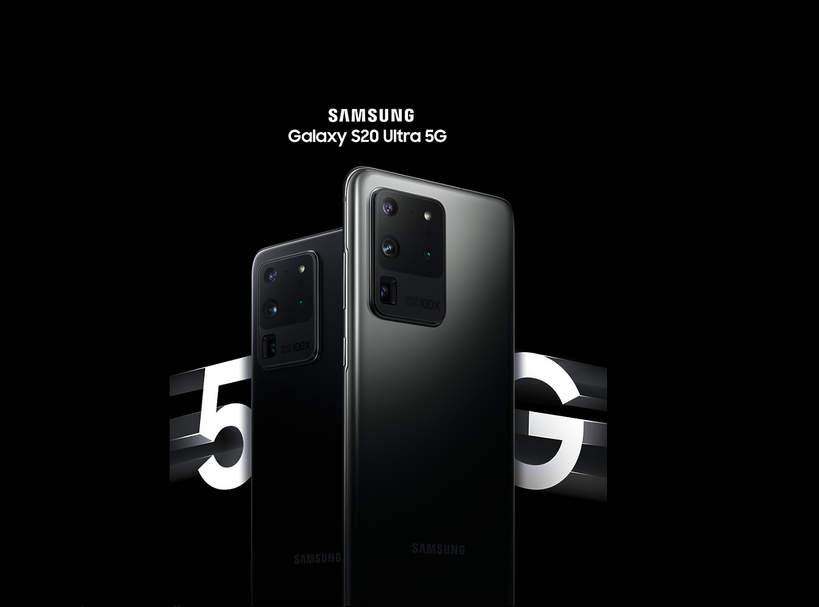 Samsung Galaxy S20 Ultra JAMNIK