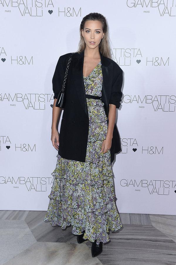 Sandra Kubicka, Giambattista Valli x H&M