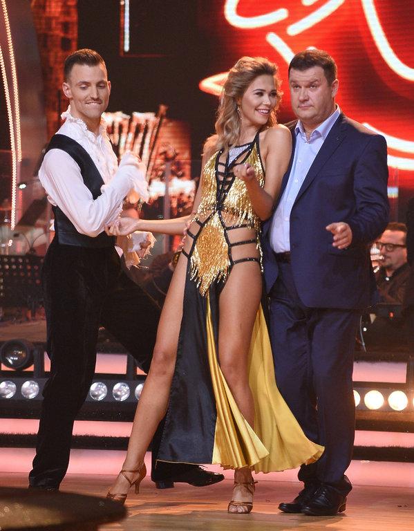 Sandra Kubicka, Taniec z gwiazdami