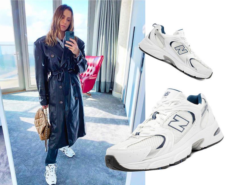 Sara Boruc sneakersy