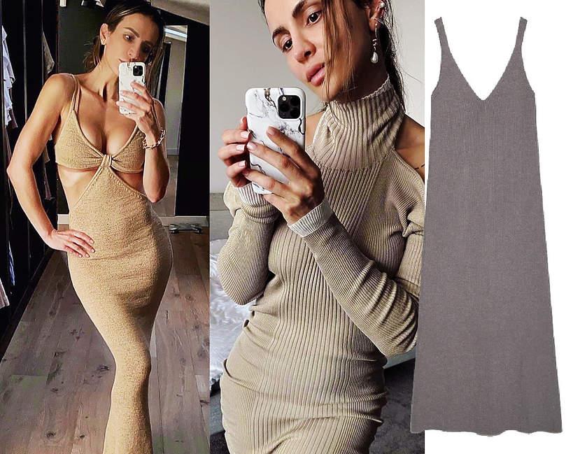 sara-boruc-w-modnej-dzianinowej-sukience-podobne-modele-znalezlismy-na-wyprzedazy-w-zara