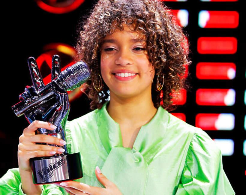 Sara Egwu-James, zwyciężyczni The Voice Kids