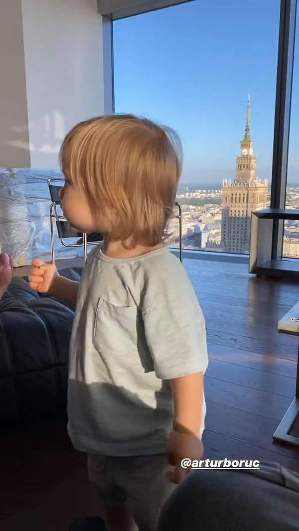 Sara i Artur Boruc pokazali apartament 2020