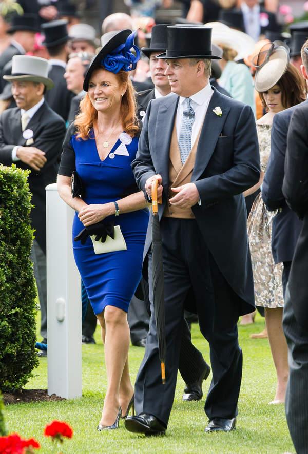 Sarah Ferguson była żoną księcia Andrzeja. Księżna Yorku znów zakochana?