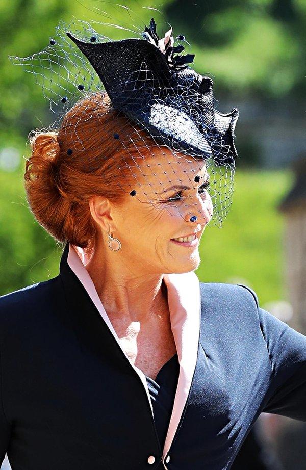 Sarah Ferguson, księżna Yorku, księżna Sarah