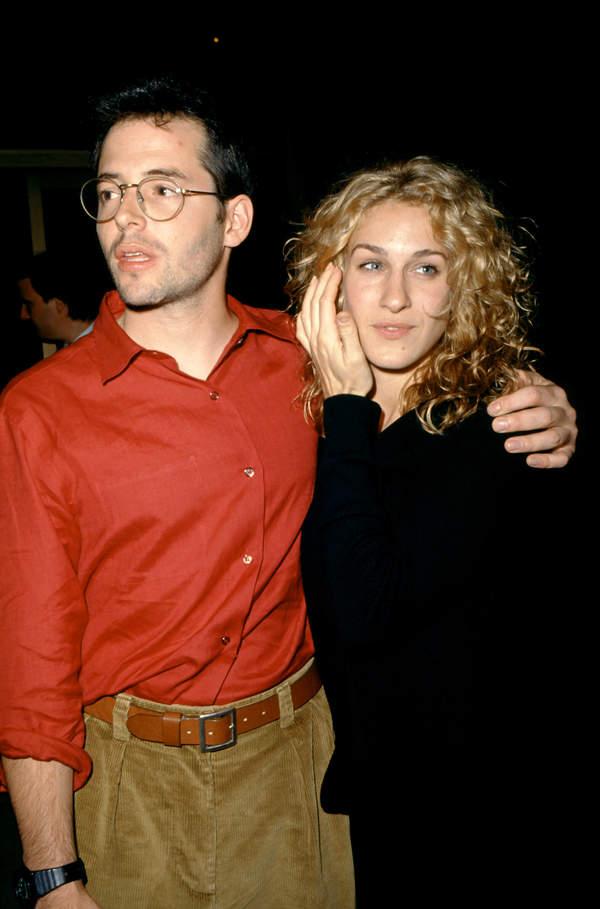 Sarah Jessica Parker i Matthew Broderick: historia miłości