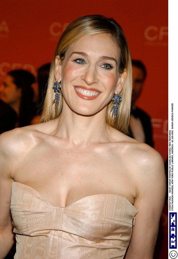 Sarah Jessica Parker w 2003 roku