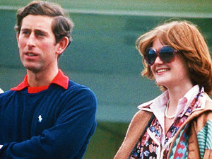 Sarah Spencer i książę Karol