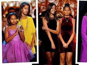 Sasha i Mia Obama styl, viva.pl