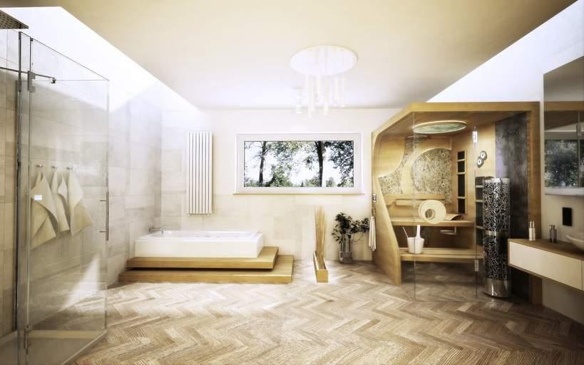 Sauny ASENSO: kolekcja Organic