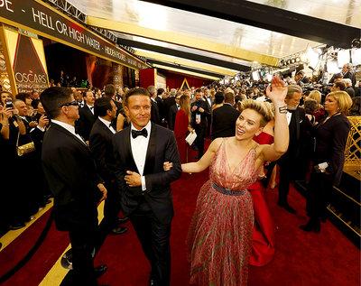 Scarlett Johansson, Oscary 2017