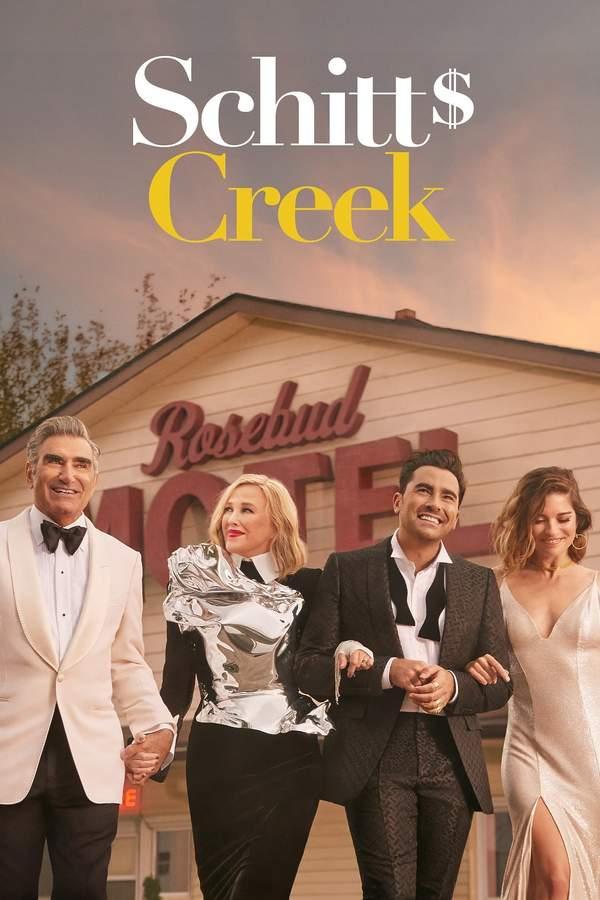 Schitt's Creek, serial