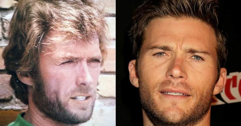 Scott Eastwood i Clint Eastwood