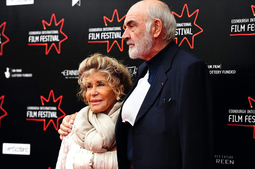 Sean Connery, Micheline Connery