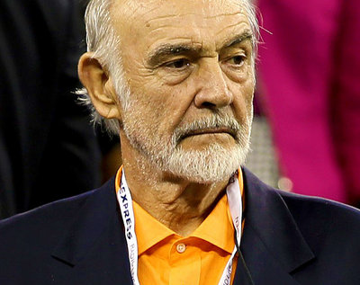 Sean Connery, stan zdrowia, choroby gwiazd, James Bond,