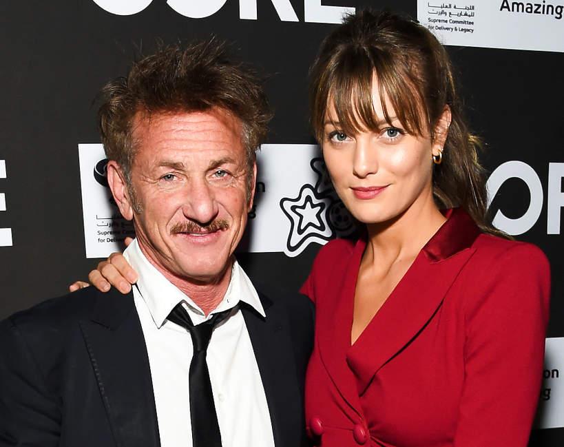 Sean Penn, Leila George