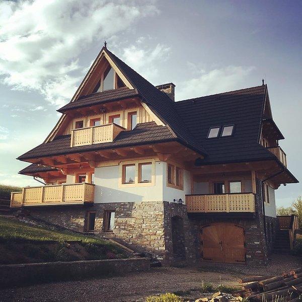 Sebastian Karpiel-Bułecka, projekt domu Sebastiana Karpiela-Bułecki